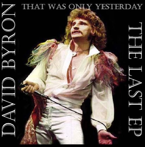 David Byron - The Best