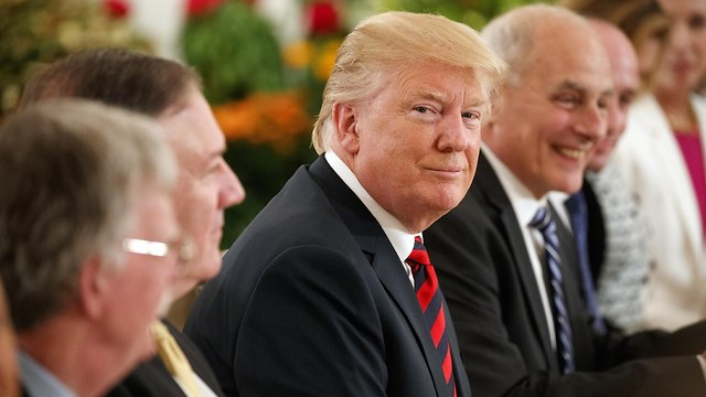 Дональд Трамп. Фото: AP
